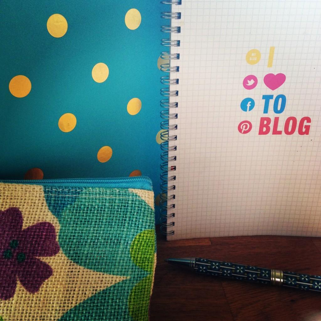 einfach bloggen