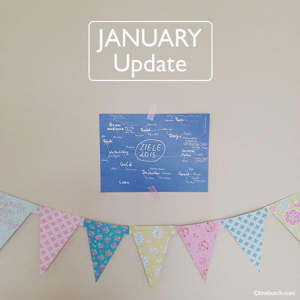 ziele 2015 – january update