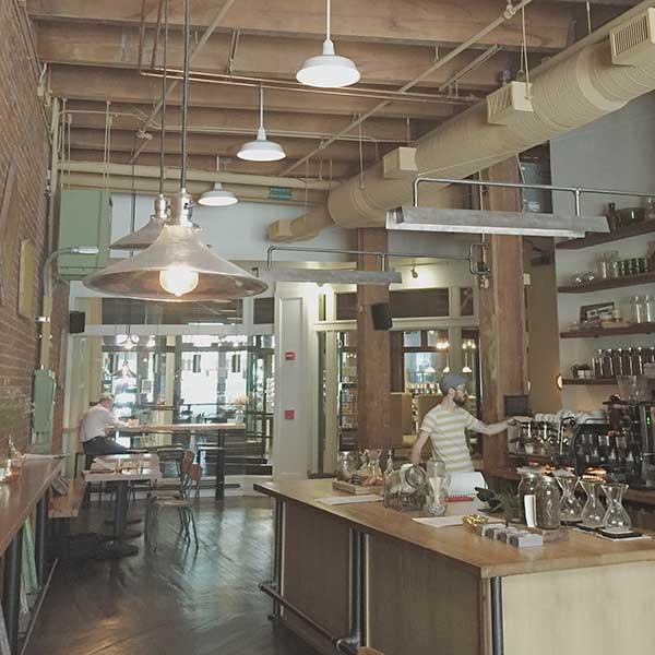 Brash Coffee Chattanooga
