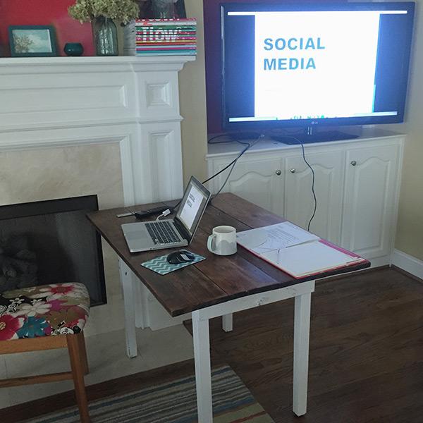 99 things social media workshop