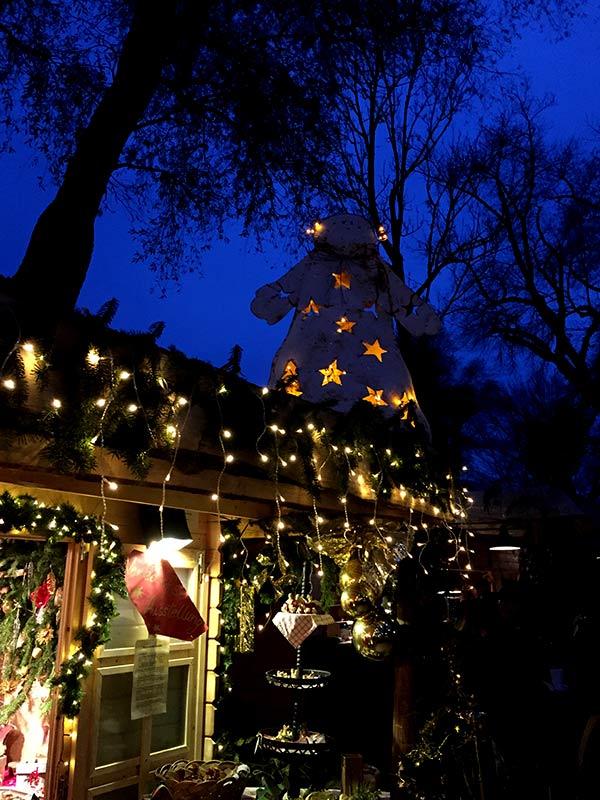 Christmas markets Burghausen Frauenchiemsee