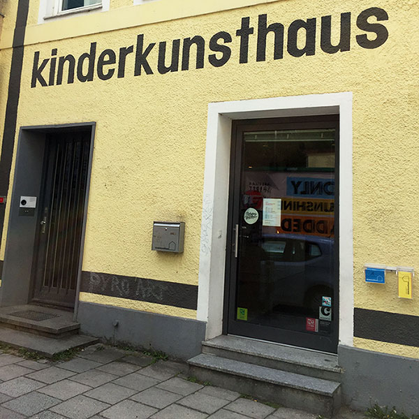 Stay Curious – The Kinderkunsthaus in Munich