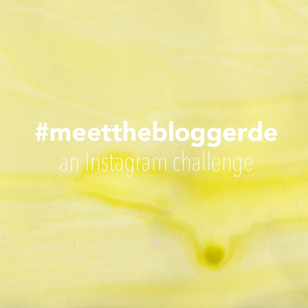 The Instagram Challenge #meetthebloggerde – 14 Questions and My Answers