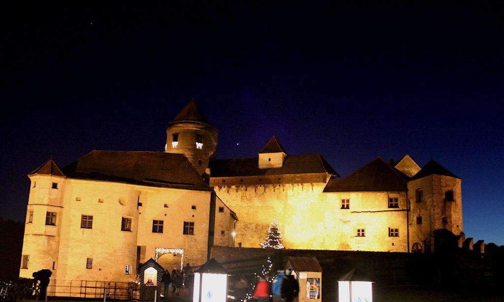 Weihnachtsmärkte in Burghausen – Burgweihnacht