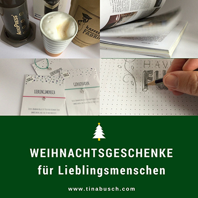 Schöne Weihnachtsgeschenke Für Die Ganze Familie.Schöne Weihnachtsgeschenke Für Lieblingsmenschen Tina Busch