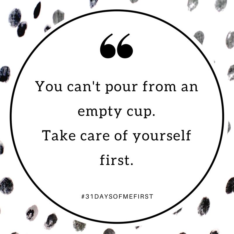 Denk mehr an Dich – Eine Self-Care-Challenge