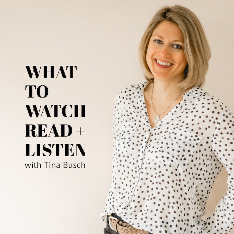 What to Watch, Read + Listen – Mein eigener Podcast