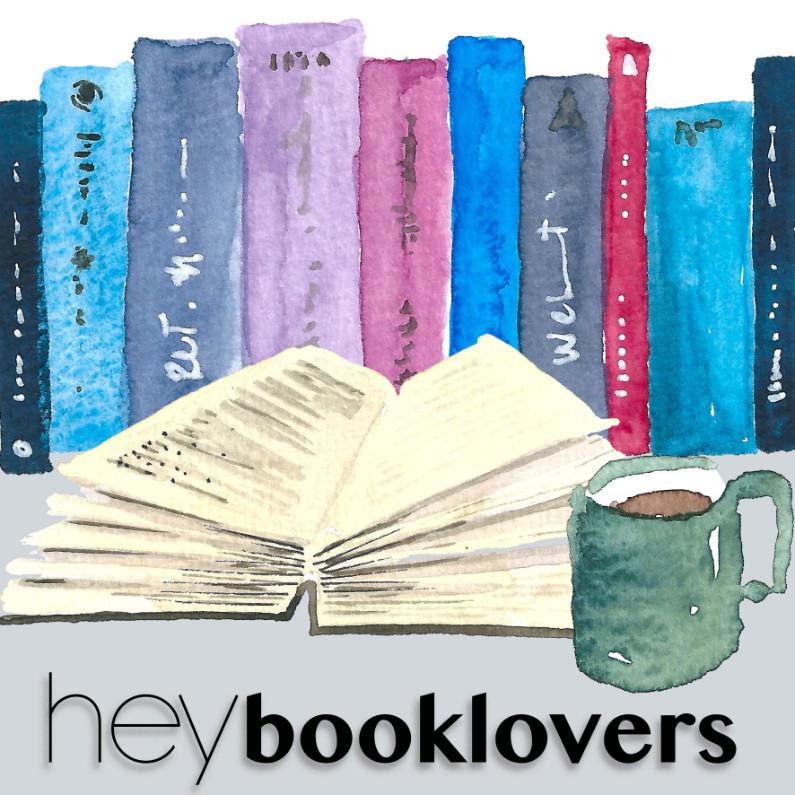 Hey Booklovers – Der Podcast für alle Leseratten und Bücherwürmer