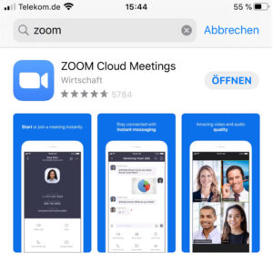 Zoom-Meetings-Fuer-Kinder-App
