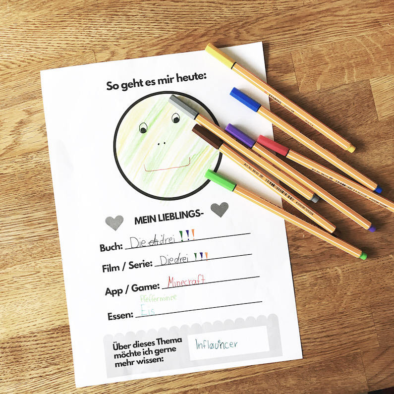 Ideen für Online-Meetings mit Kindern