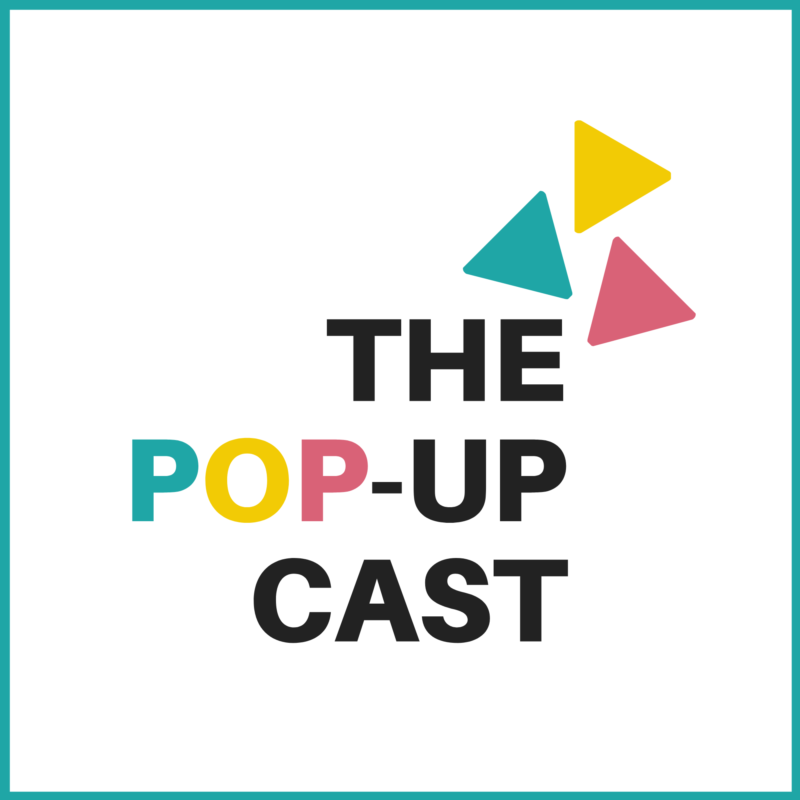 The Pop-Up Cast – Mein Passion Project für den Lockdown