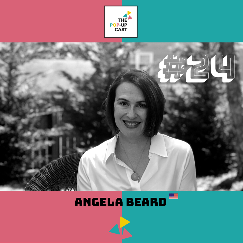 Angela Beard, my friend from Atlanta, Georgia (Episode 24)