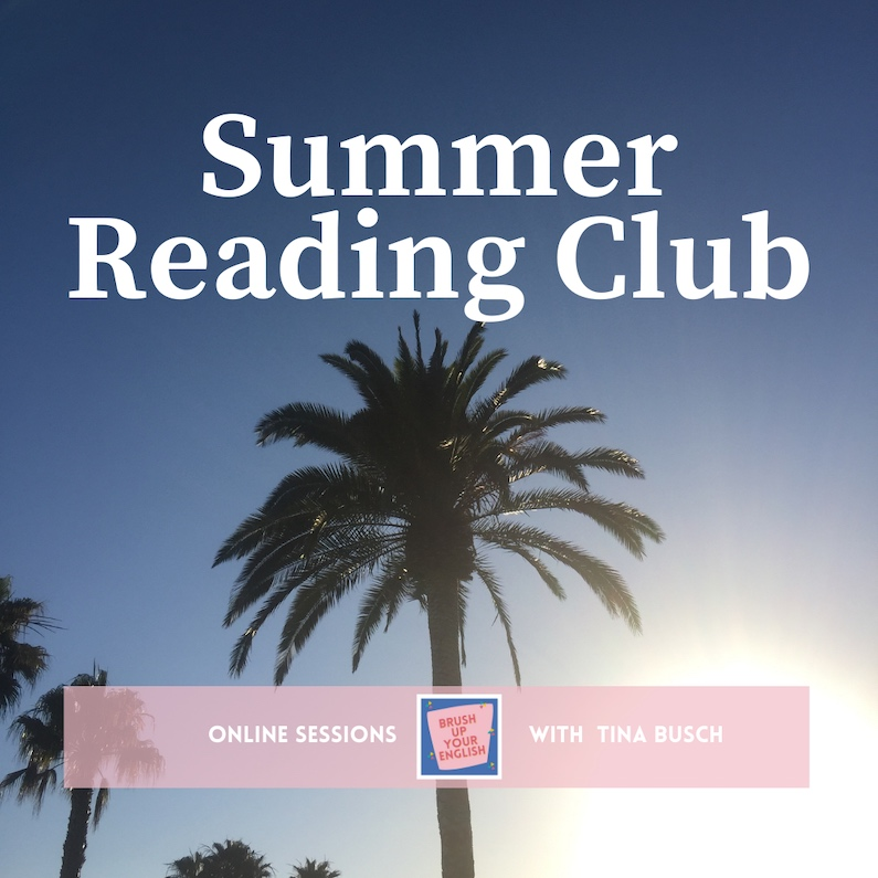 Summer Reading Club – The Brush Up Your English Summer Edition