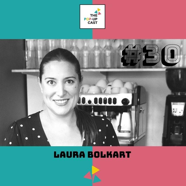 Laura Bolkart, kreative Gastronomin und Kuchenbäckerin (Folge 30)